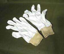 NVA einziehhandschuhe per ABC Tuta protezione, Bianco