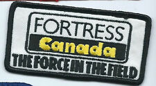 Fortress Canada the fordce in the field patch 2-3/8 X 4-7/8 #407