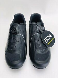 Pearl Izumi Womens Race Road V5 Cycling Shoes Black, Size 40 NEW