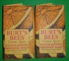 (LOT OF 2) CITRUS SPICE SHOWER SOAP .80 0z./23g ~ Travel Size Bar