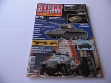 STEEL MASTERS ISSUE 58  - MILITARY HISTORY WARGAMING MAGAZINE