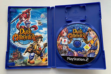 DARK CHRONICLE SONY PLAYSTATION 2 PS2 GAME WITH MANUAL OFFICIAL UK PAL VGC