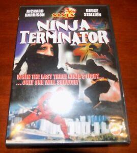 DVD NINJA TERMINATOR