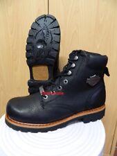 Harley-Davidson Boots Stiefel Herren Leder schwarz Gr. 43 93423 Vista Ridge SALE