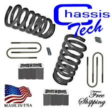 "1995.5-2004 Tacoma 2WD 2"" Drop Coils 3"" Lowering Springs Blocks Lowering TAC-2"