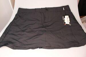 Under Armour Links 1272345 Black Golf Skort size 14 retail $74