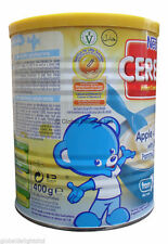 Cerelac Mixed Fruits and Wheat With Milk Infant Cereal 400 G
