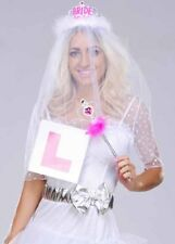 Hen Night Party Bride To Be Veil Kit