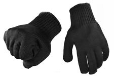 1 paar Fingerhandschuhe Edelstahl Handschuhe Arbeitshandschuhe Schnittschutz