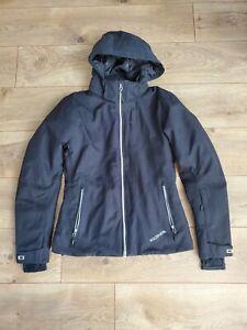 Womens Boulder Gear Winter Ski Jacket Coat Black Size Small EUC
