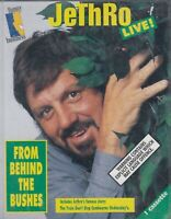 Jethro Live From Behind The Bushes Cassette Audio Comedy Stand Up Sketches