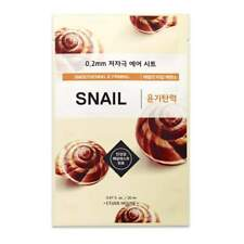 [Etude House] 0.2mm Therapy Air Mask Snail (10 sheets)