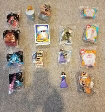 Huge Lot of 1990's Disney Movie McDonalds/Burger King Meal Toys 74 TOYS See Pics