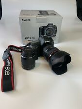 Canon EOS 5D Mark II MK 2 21.1MP Digital SLR Camera + 24-105mm Lens And Extras