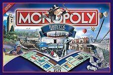 Monopoly Bristol Edition Board Game War A4