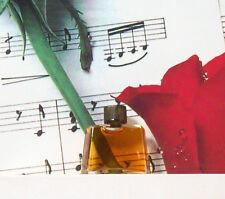New Horizons Parfum Splash Micro Mini 1.25 Dram By Ciro. Vintage. Unbox.