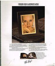 Publicité Advertising 1978 Cosmétique Crème Pier Augé
