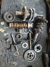 GASGAS trials bike Contact TXT JTR JTX 250 270 280...COMPLETE GEAR BOX....