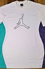 Rare 2006 Nike Air Jordan 5 LS Grape Retro Shirt XL Spike Lee Vintage V OG QS