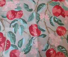 LAURA ASHLEY FABRIC REMNANT FQ FAT QUARTER FOR PATCHWORK & SMALL PROJECTS