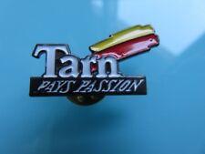 226 - Pin's - Tarn pays passion