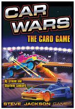 Car Wars The Card Game Steve Jackson Games SJG 1401 Autoduelling