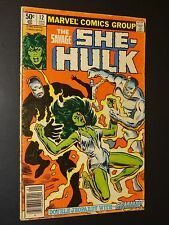 THE SAVAGE SHE-HULK n°12 - Janvier 1981