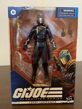 GI JOE Classified Series #06 Cobra Commander 6 Inch Hasbro 2020 NEW SEALED