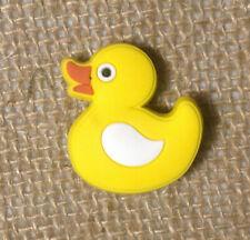 Yellow Duck Easter Jibbitz Crocs Shoe Bracelet Wristband Charm