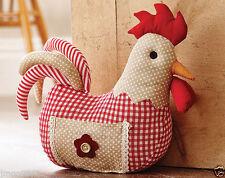 Country Chicken Decorative Doorstops