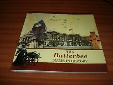 THE BATTERBEE NAME IN HISTORY FAMILY HISTORY