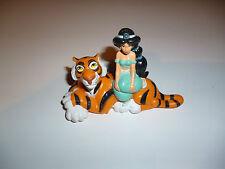 Disney Aladdin Personajes Figuras-Princesa Jasmine con Tiger