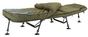 JRC Extreme TX2 Sleep System NEW Carp Fishing Bedchair 5 Season System