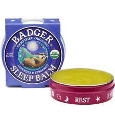 Badger Sleep Balm Lavender & Bergamot 21g