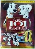 101 Dalmatians: Build your Disney DVD lot, save on shipping - details in listing