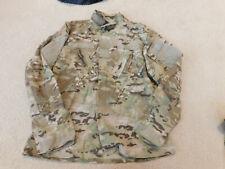 US ARMY  ARAMID/NOMEX MULTICAM  AIRCREW TOP COAT