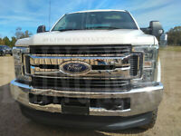 2017-2019 Ford Superduty F250 F350 F450 chrome grille insert grill overlay XL