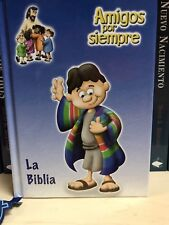 Bíblia  Amigos Por Simpre traducion  Lenguaje Actual Con Indice tapa dura