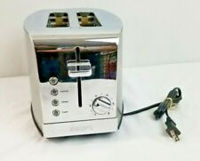 Krups Kh732D50 2-Slice Toaster, Stainless Steel Toaster, 5 Functions