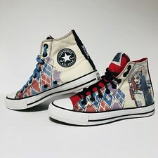 Converse All Star Suicide Squad Harley Quinn Custom Mens 6.5 Women's 8.5