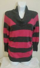 Motherhood  maternity Blouse Sweater Striped Womens Sz. S