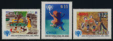 Chile 553-5 MNH International Year of the Child, Children's Art