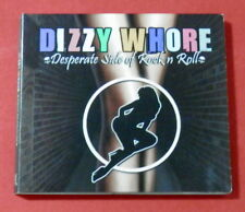 Dizzy Whore - Desperate side of Rock 'n' Roll (Digipak) -- CD / Rock