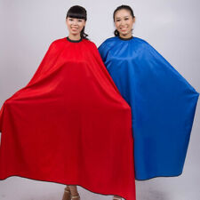 Barber Salon Gown Cape Hairdresser Hair Cutting Waterproof Cloth Tool Soft Pro