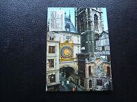 FRANCE - carte 1er jour 24/4/1976 (le gros horloge rouen) (cy15) french