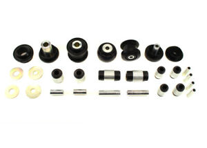 Whiteline WEK003 Vehicle Essentials Kit - Front fits Nissan 350Z 2003-09 fits...