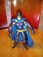 "MARVEL UNIVERSE BLACK KNIGHT ACTION FIGURE 2009 3.75"" w/ sword"