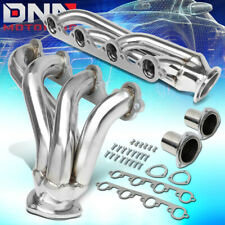 FOR 1957-1972 FORD F100 5.8L 5.9L 6.4L V8 BBS SHORTY EXHAUST HEADER MANIFOLD