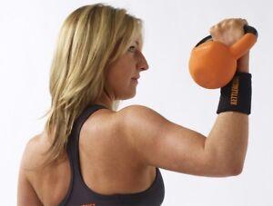New Kettlercise® Kettlebell Wrist / Forearm Protectors