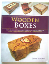 Fancy Wooden boxes patterns instruction marquetry inlay skill building